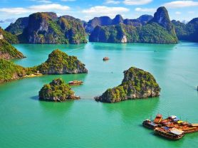 Ατομικό Ταξίδι Ντουμπάϊ – Σαϊγκόν – Που Κουόκ(Βιετνάμ)