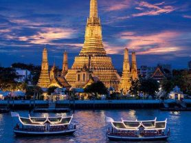 Ατομικό Ταξίδι> Μπαλί – Κουάλα Λουμπούρ – Πούκετ – Μπανγκόκ