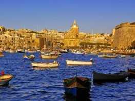 Βαλέτα – Valletta