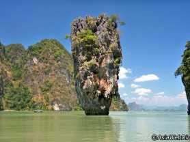 Ατομικό ταξίδι> Πούκετ – Κο Πι Πι – Μπανγκόκ