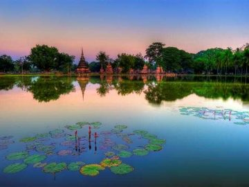Ατομικό Ταξίδι Μαλαισία & Ταϊλάνδη: Κουάλα Λουμπούρ – Πούκετ – Μπανγκόκ