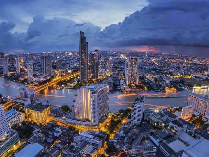 Ομαδικό ταξίδι> Μπανγκόκ – Πουκέτ – Σιγκαπούρη – Μπαλί
