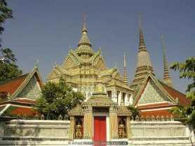 Μπανγκόκ Ταϊλάνδη Ατομικό Ταξίδι
