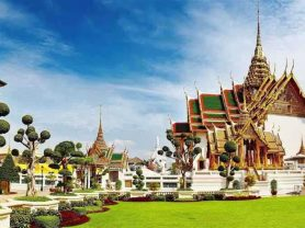 Ατομικό ταξίδι> Πούκετ – Τσιάνγκ Μάι – Μπανγκόκ