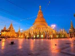 Βιρμανία – Myanmar