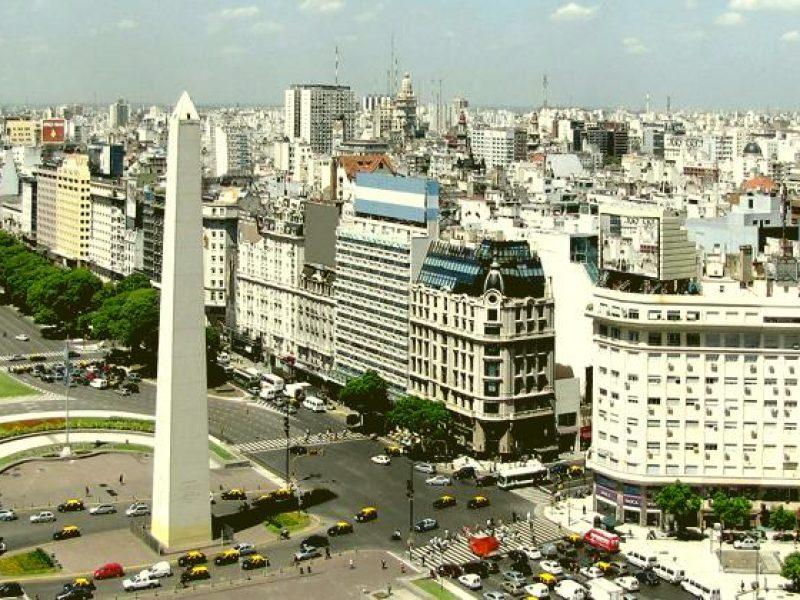 Ατομικό Ταξίδι Αργεντινή> Μπουένος Άιρες
