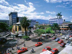 Ατομικό ταξίδι Κόστα Ρίκα> Σαν Χοσέ
