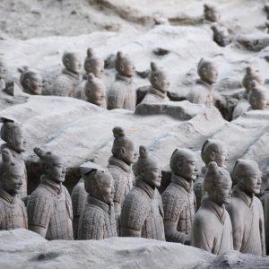 terracotta warrios