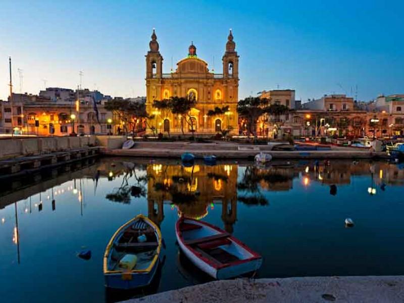 Ατομικό Ταξίδι> Μάλτα