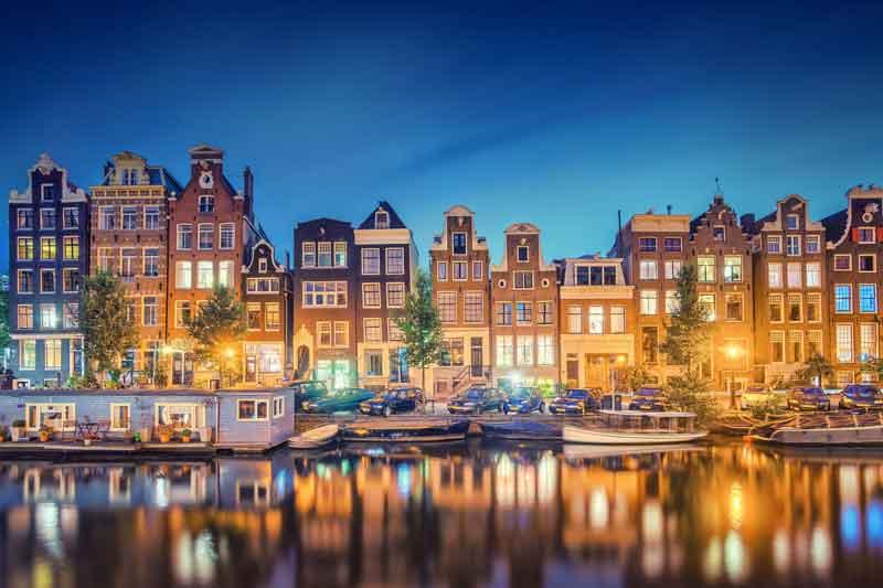 Ομαδικό Ταξίδι> Άμστερνταμ – Marken & Volendam