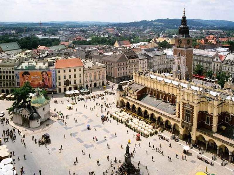 Ομαδικό Ταξίδι Πολωνία – Κρακοβία 4ήμερο
