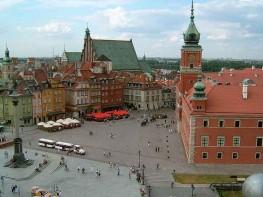 Βαρσοβία – Warsaw