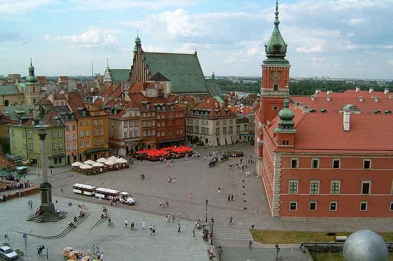 Ομαδικό Ταξίδι> Βιέννη – Κρακοβία – Βαρσοβία