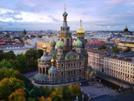 Αγία Πετρούπολη – Saint Petersburg