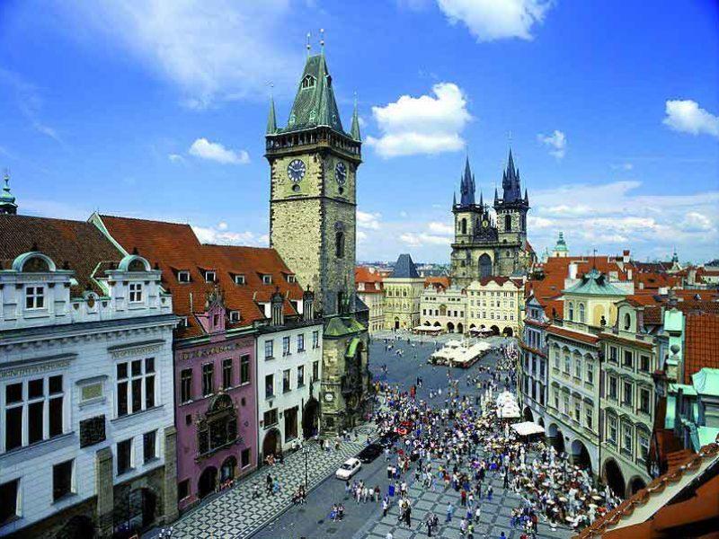 Ομαδικό Ταξίδι Τσεχία> Πράγα