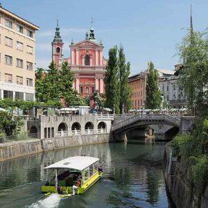 Λουμπλιάνα – Ljubljana