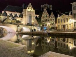 Γάνδη – Ghent