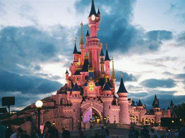 Μαγικός Κοσμος Disneyland