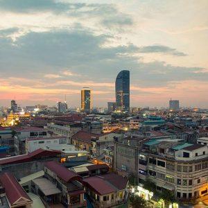 Πνομ Πενχ – Phnom Penh