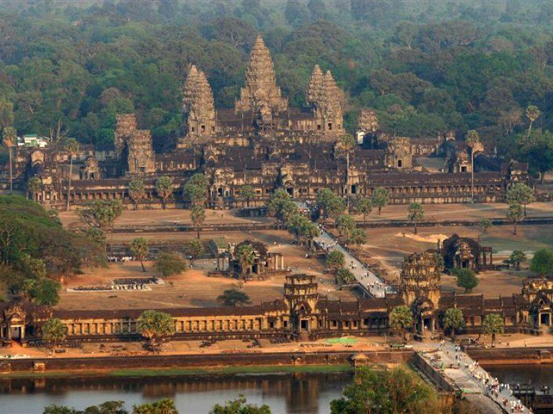 Σιέμ Ριπ & Πούκετ | Καμπότζη & Ταϊλάνδη | Ατομικό Ταξίδι