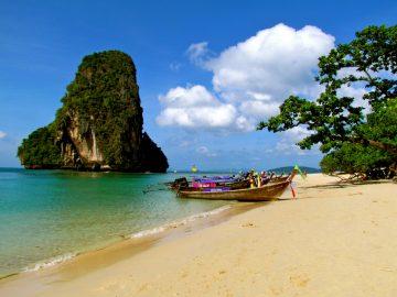 Ατομικό ταξίδι Ταϊλάνδη> Πούκετ 1 Μήνας