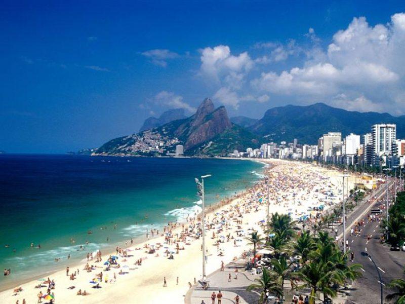 Ατομικό ταξίδι Βραζιλία> Ρίο ντε Τζανέιρο