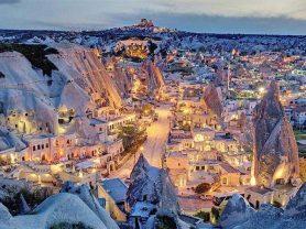 Ομαδικό Ταξίδι Τουρκία> Καππαδοκία-Κωνσταντινούπολη