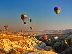 Ομαδικό Ταξίδι Τουρκία> Καππαδοκία