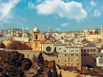 Ομαδικό Ταξίδι Ιεροσόλυμα – Βηθλεέμ