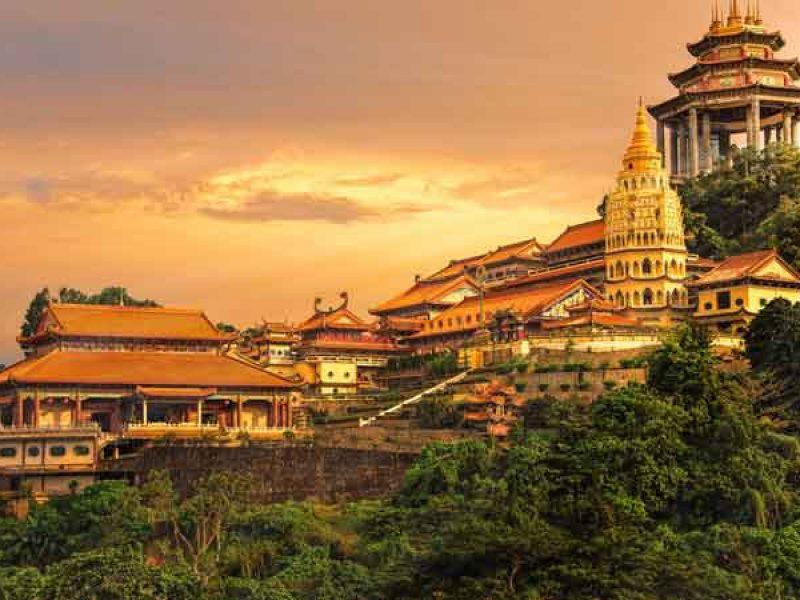 Πενάνγκ Μαλαισία Ατομικό Ταξίδι